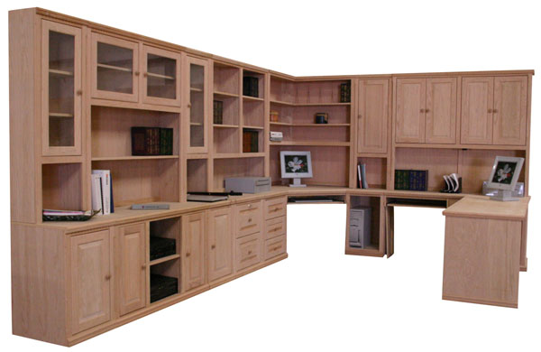 Creating A Single Desk Or A Complete Home Office Is As Easy As 1 U2013 2 U2013 3 U2013  4!
