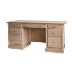 Alder Shaker Executive Desk
