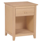 Lancaster One Drawer Nightstand