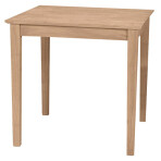 30″ Square Table