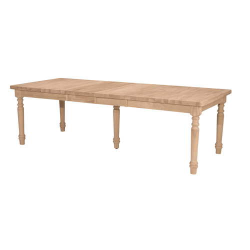 8′ Thick Top Extension Table
