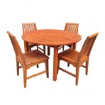 48″ Round Table