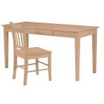 Shaker Writing Table