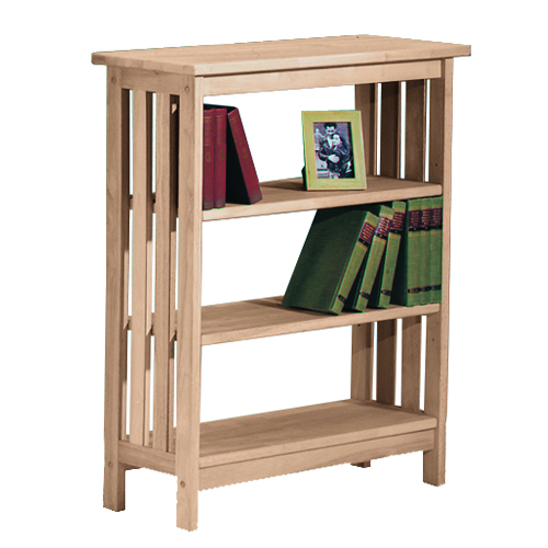 Mission Bookcase [36″h] | Generations Home Furnishings