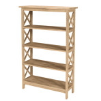 Hampton Bookcase [48″h]