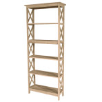 Hampton Bookcase [72″h]