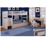 Emily Twin/Twin Staircase Bunk