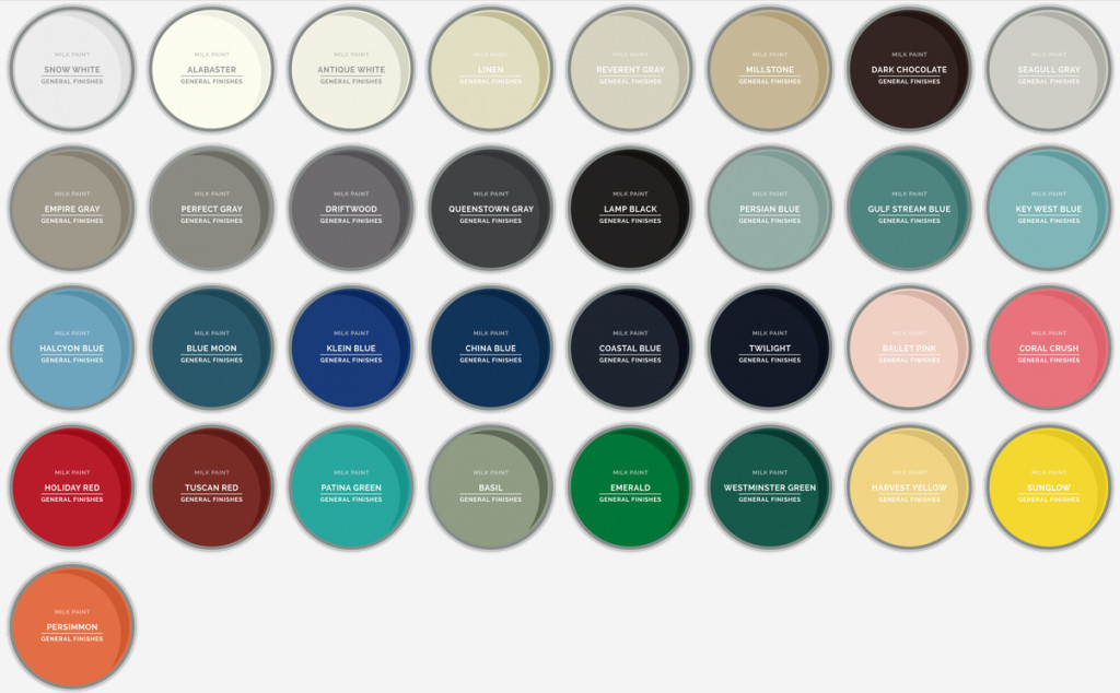 Paint Colors | Generations Home Furnishings