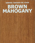 Maple-Brown Mahogany