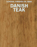 Maple-Danish Teak
