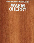 Maple-Warm Cherry
