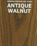 Oak-Antique Walnut