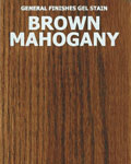 Oak-Brown Mahogany