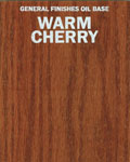 Oak-Warm Cherry