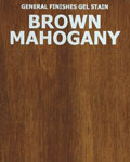 Pine-Brown Mahogany
