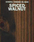 Pine-Spiced Walnut