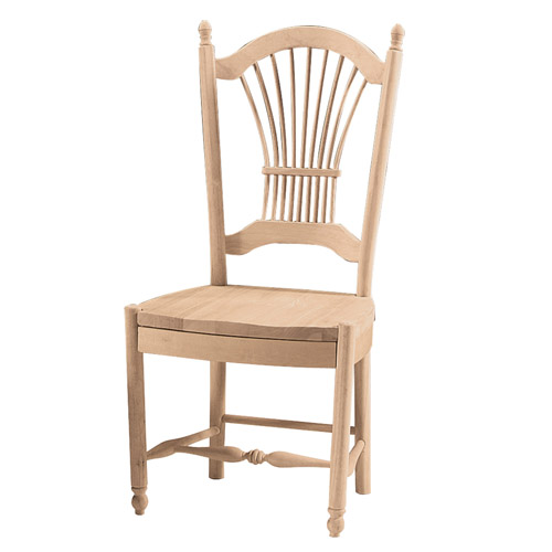 Sheaf Back Chair