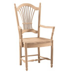 Sheaf Back Arm Chair