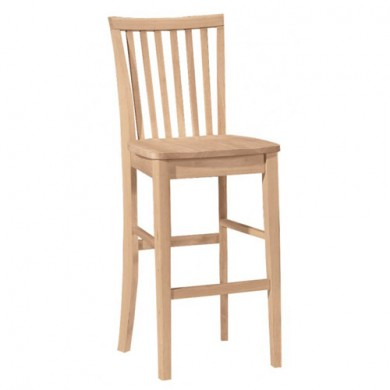 30″ Mission Barstool