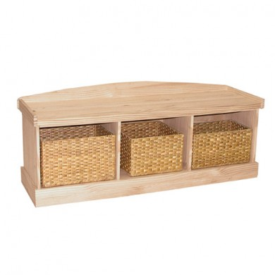 Entry Storage Bench