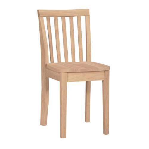 Child's Mission Chair