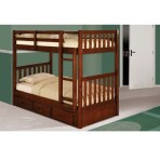Eden Twin/Twin Bunk