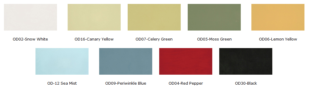 WTC Sherwin Williams Paint Options