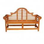 Marlborough Bench [Three Seater]
