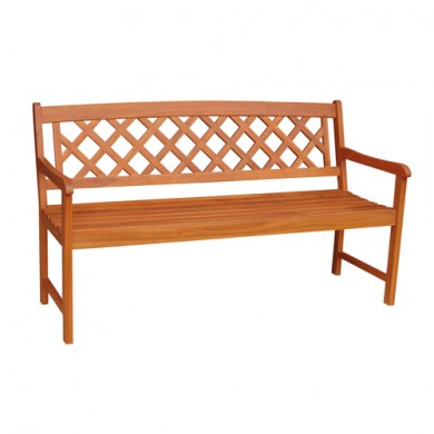 X-Back Bench [Three Seater]