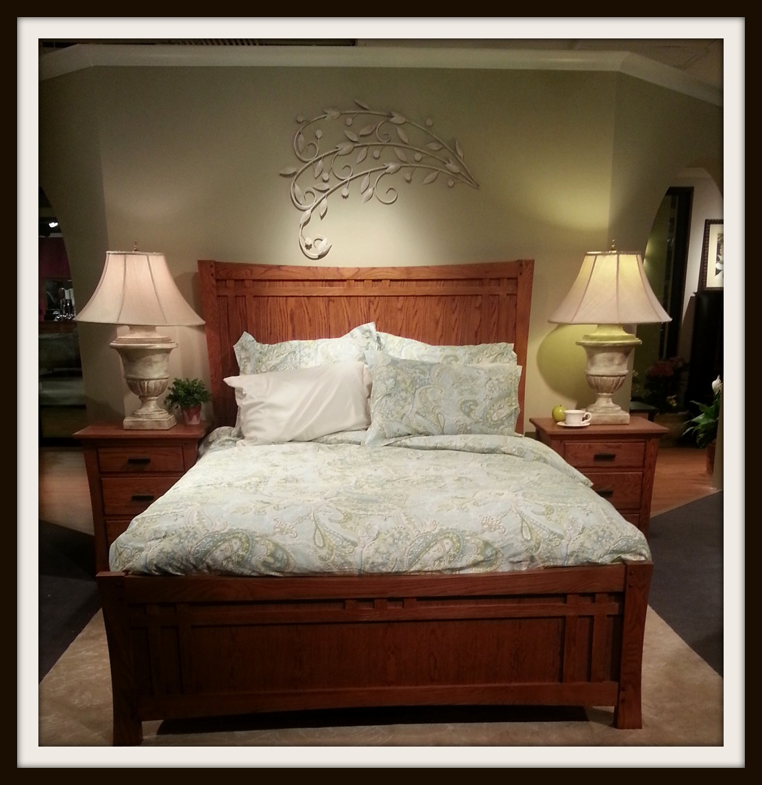 Generations Home Furnishings: Out With The Old & In With The New !