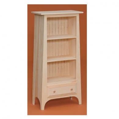 Abram Bookshelf [with drawer]