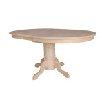 42″ Oval Extension Table