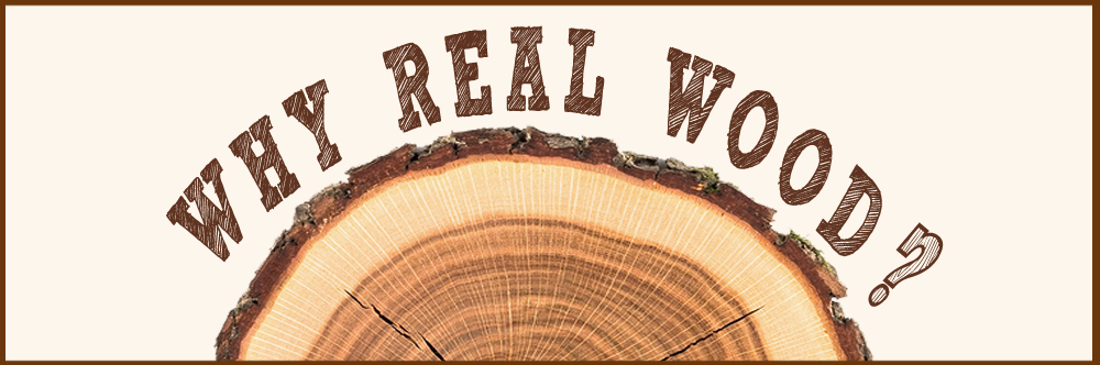Why Real Wood Image C