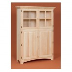 Large Heartland Hutch
