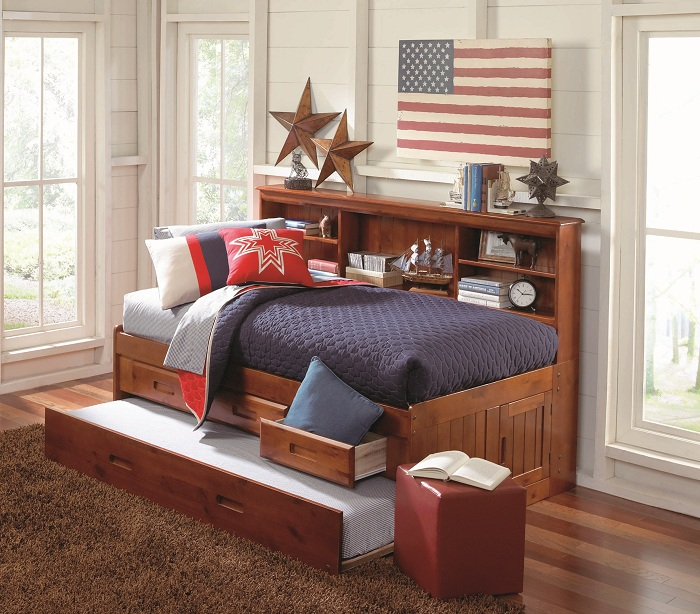 Eden Bookcase Day Bed [Twin]