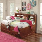 Eden Bookcase Day Bed [Full]
