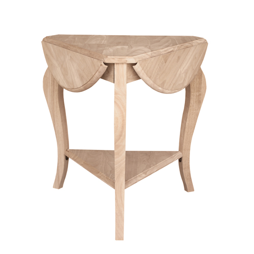 Cambria Drop Leaf Accent Table