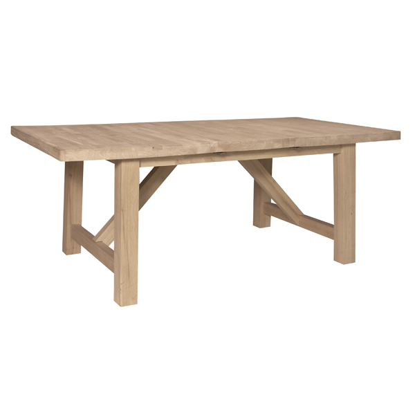 Canyon Extension Trestle Table