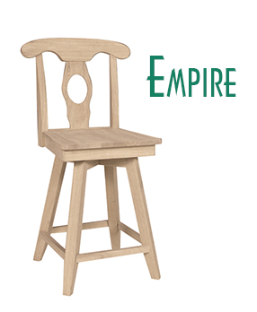 Empire Stool for Blog