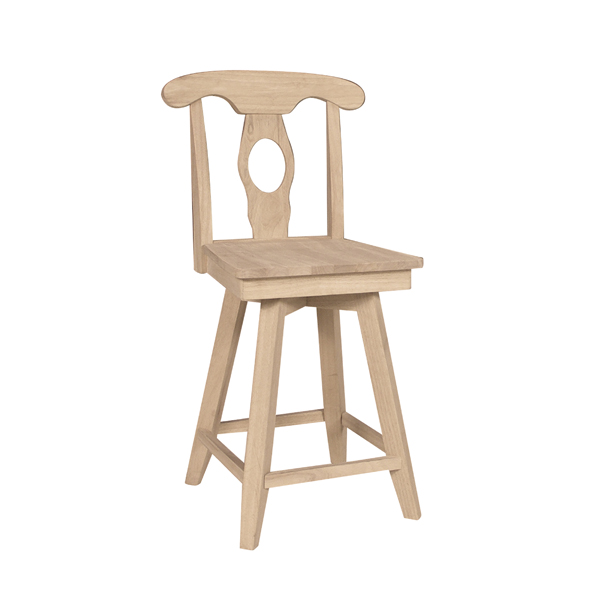 Empire Swivel Stool [24″ & 30″]