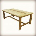 Hanover Plank Top Table