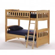 Mission Twin/Twin Bunk