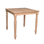 36″ Square Table