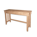 Mission Sofa Table / Writing Desk