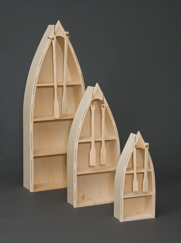 Amish Boat Bookcase Generations Home Furnishings