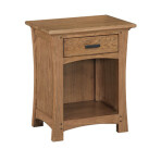 Prairie City One Drawer Nightstand