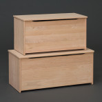 Oak Storage Chest [36″ / 42″ / 48″]