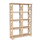 Hampton Room Divider / Bookcase