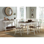 Bridgeport Extension Table Set