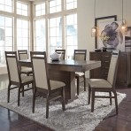 Luxe 96″ Extension Table Set